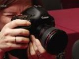 Canon EOS 1DX Camera Hands On Review