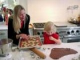 Chocolate Orange Snaps Recipe