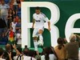 Cristiano Ronaldo Skills Spark A Riot At Real Madrid