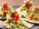 Cooking Channel Chefs' Fabulous Fish Tacos