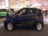 Chevrolet Mini Cars At SEMA Auto Show 2012