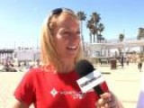 Desiree Ficker At The 2011 Oceanside 70.3