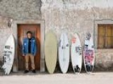 Dylan Graves&#39 European Surfboard Quiver