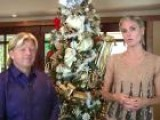 Decorating Your Holiday Tree With Heidi Klum