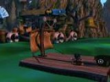 Disney Epic Mickey 2: The Power Of Two - Fort Wasteland Gameplay