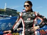 Danica Patrick Talks About Being In Super Bowl Commercials