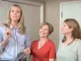 Entry Closet Organization With Heidi Klum