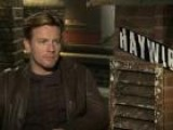 Ewan McGregor Talks About Working With Gina Carano On Haywire