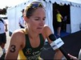 Erin Dersham Interview After The 2012 ITU Race