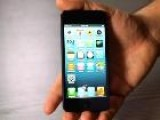 First Look: IPod Touch Fifth Generation