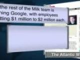 Google Hires Digg Founder Kevin Rose