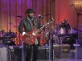 Gary Clark Jr. Performs At The White House