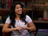 Gina Rodriguez On Latinos In College And The Hispanic Scholarship Fund