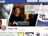 George Takei Talks Facebook And EdgeRank Sharing In New Book