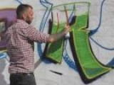 How To Draw The Graffiti Letter R