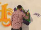 How To Create A Layering Effect In Graffiti