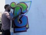 How To Draw The Graffiti Letter C