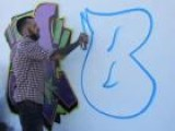 How To Draw The Graffiti Letter B