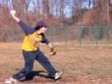 How To Pitch Underhand