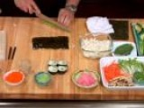How To Make A Vegetable Susi Roll