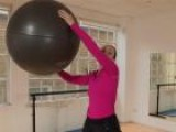 How To Do Aerobics With A Gym Ball
