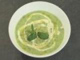 How To Make Pea Mint Soup