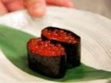 How To Make Traditional Ikura Sushi, Gunkan Style