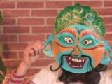 How To Make Chinese Opera Masks