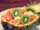 How To Make A Tropical Fruit Salad