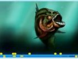 How To Draw A Piranha From The Movie Piranha 3DD
