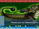 How To Draw Master Croc From Kung Fu Panda 2