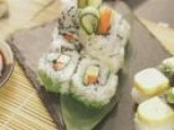 How To Prepare Vegetarian Sushi