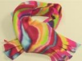 How To Make Scarves Without Stitching