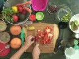 How To Make Raw Vegetarian Chili