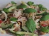 How To Make Smoked Mackerel Salad