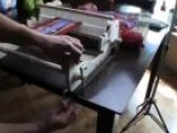 How To Use Weaving Loom - Positioning The Loom