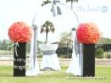How To Decorate A Wedding Ceremony