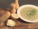 How To Make A Soup Using Cooked Ham And Potato