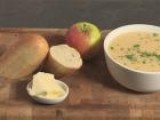 How To Cook A Soup With Parsnips And Apple