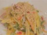 How To Make An Asian Shrimp And Fruit Salad