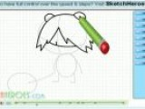 How To Draw Cro Marmot From Happy Tree Friends
