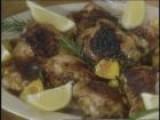How To Make Grilled Chicken With Lemons