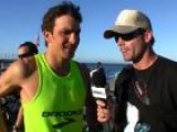 Italy&#39 S Daniel Fontana On Doing An Ironman In Windy Conditions