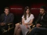 Interview With Abraham Lincoln Vampire Hunter Actors