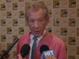 Ian McKellen On The Humor In &#39 The Hobbit&#39 At Comic Con 2012