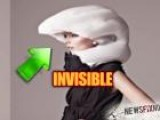 Invisible Bicycling Helmet Costs $600