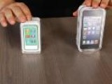 IPod Touch And Nano: Unboxed