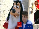 Justin Bieber Joins Disney&#39 S Christmas Parade
