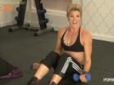 Jackie Warner&#39 S Calorie-Blasting Power Pyramid Workout