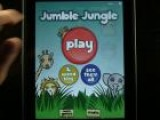 Jumble Jungle IPad App Review
